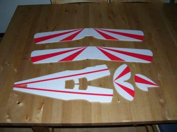 aeromodelos aeromodelismo plantas sjc